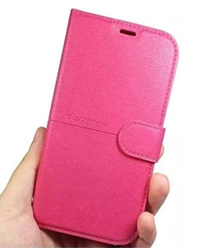 Capa Carteira Flip Premium Xiaomi Redmi 7A Tela 5.45 (Rosa)