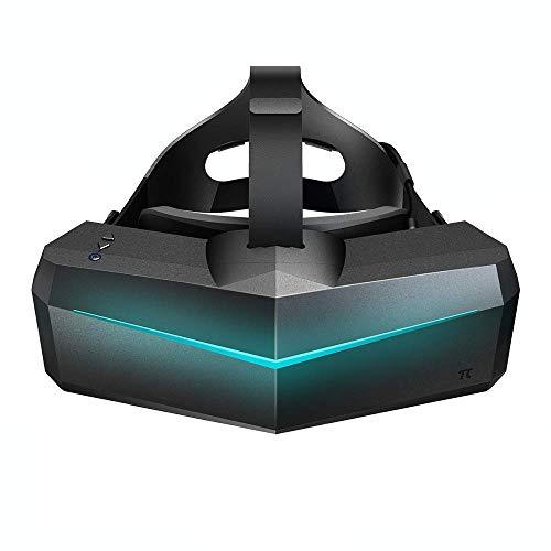 Pimax 5K XR OLED VR ヘッドマウントディスプレイ、バーチャルリアリティヘッドセット、ワイド 200°FOV, デ...