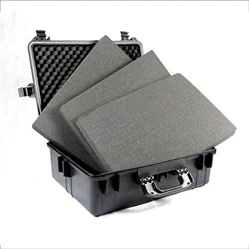 BUZE 35 Liter Universalkoffer, Outdoor, Kamerakoffer, wetterfester, staubdichter Koffer, Innenmaße: LxBxH: 500x355x200 mm