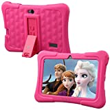 Dragon Touch Y88X Plus 7 inch Kids Tablet, Kidoz Pre-Installed with Disney Content