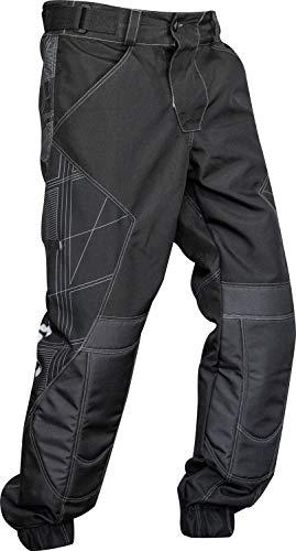 Valken Fate Exo Jogger Paintball Pants - Black (Mediu)