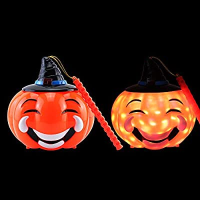Longay Halloween Decoration Props Ghosts Called Horror Hand Pumpkin Light Ghosts Kid
