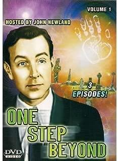 One Step Beyond Volume 1 Slim Case