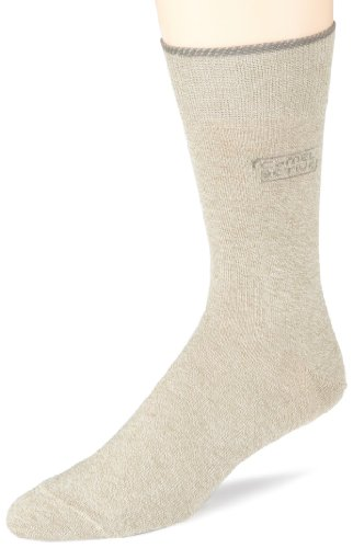 camel active Herren Socken 2 er Pack 6590 / camel active cotton basic 2 pack, Gr. 47-50, Beige (camel mottled 212)