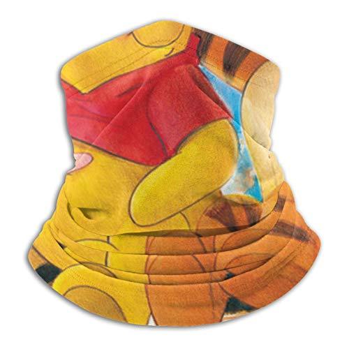 Custom made Winnie Puuh Multifunktionale Kopfbedeckung UV Sun Guard Schal Haut Endlos...