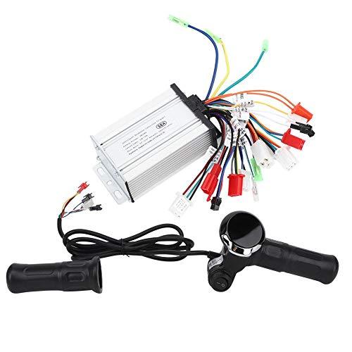 VGEBY Interruptor de Acelerador de Acelerador de Acelerador de Bicicleta eléctrica 24V-36V...