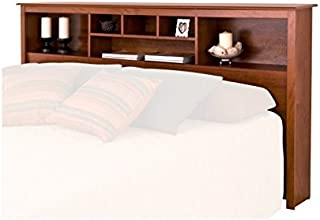 Best king size bed with shelf headboard Reviews