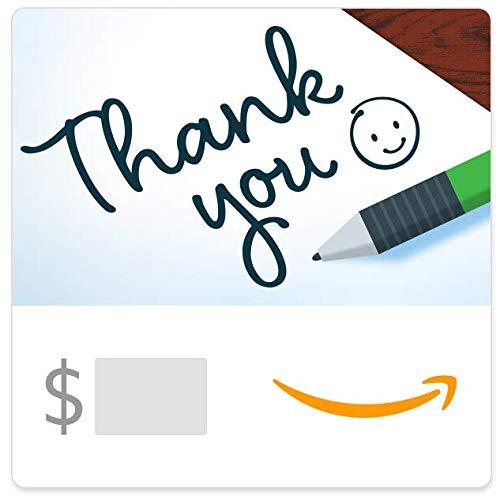 Amazon eGift Card - Thanks Note