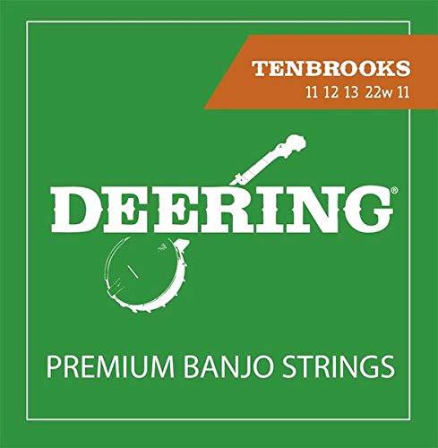 Deering Tenbrooks 5 String Banjo Strings