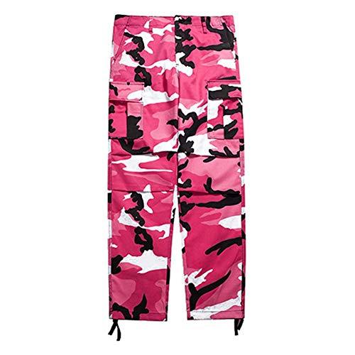 Cargobroek dames heren casual broek camouflage elegante losse mode outdoor modieuze completi beweging leger training sweatpants sportbroek joggingbroek