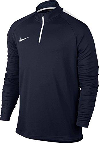 Nike Nike Herren M Nk Dry Acdmy Dril Sweatshirt, Obsidian / White, S