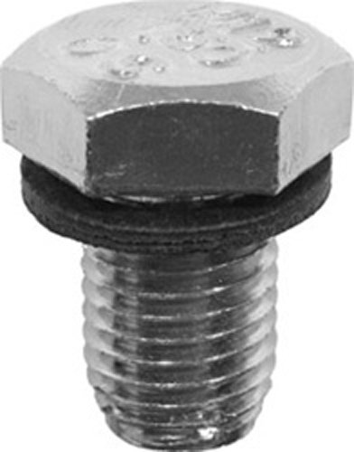 Clipsandfasteners Inc 5 M12-1.50 Single Oversize Oil Drain Plugs with Gasket