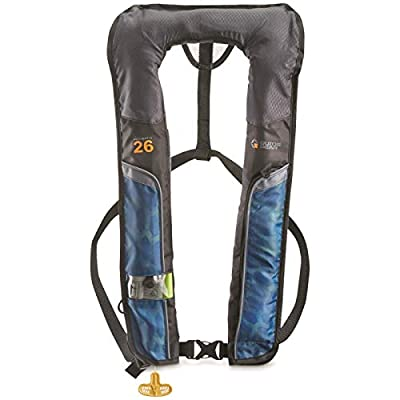 Guide Gear 24 Automatic/Manual Inflatable PFD