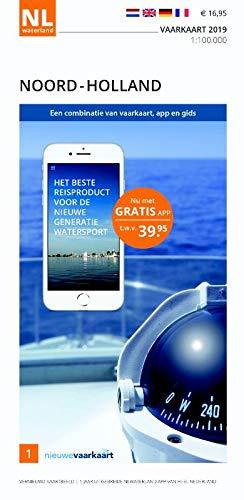 Vaarkaart Noord-Holland 2019: Het beste reisproduct voor de nieuwe generatie watersport