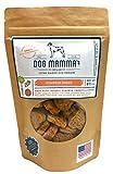 Dog Mamma's Pumpkin Snaps Organic Dog Treats Pumpkin Carrots and Ginger Made in USA (Pumpkin Carrot and Ginger)