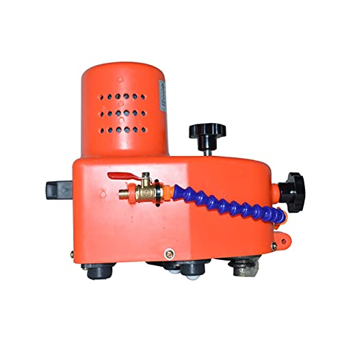 ZZQQ Kleine tragbare Glasschleifmaschine kann Glas gerader Kante, runder Rand, Hypotenuse-Fliesenkantenmaschine 1PC