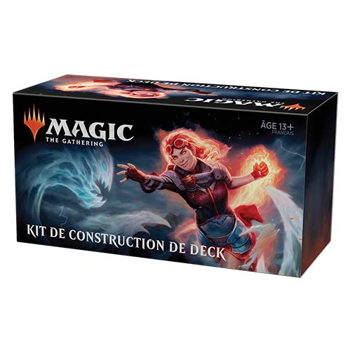 Magic The Gathering MTG - Kit de Construction de Deck - Edition de Base 2020 - VF