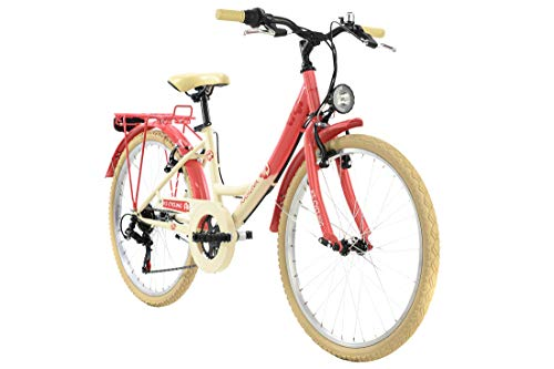 KS Cycling Kinderfahrrad 24