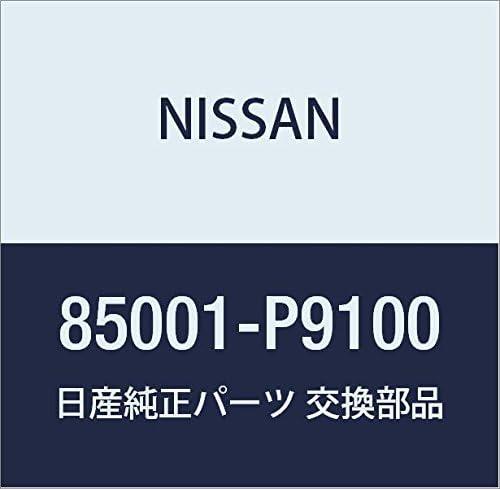 Outstanding Nissan Genuine Parts Washington Mall 85001-P9100 Reinforcement Rear Bumper