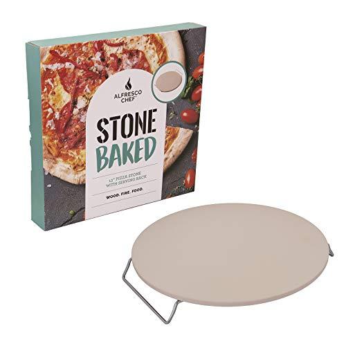 Alfresco Chef Pizzastein mit...