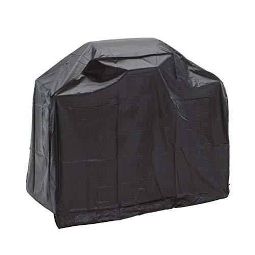 Landmann 0276 Grill Chef Series - Funda protectora para barbacoa, 110 X 130 X 60 cm, Negro