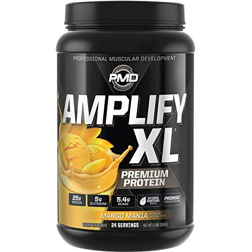 PMD Sports Amplify XL Premium Whey …