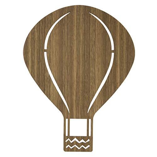 Ferm Living Air Ballon Lamp Smoaked oak