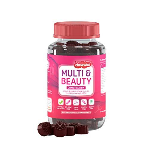 Women's Multivitamin & Mineral – Vegan Chewable Gummies - Formulated...