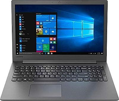 "2019 Newest Lenovo 130-15AST 15.6"" Laptop AMD A9-Series, 4GB DDR4 RAM, 128GB SSD, Wi-Fi, HDMI, Bluetooth, Windows 10, Black"