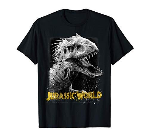 Jurassic World Indominus Rex Profile View Camiseta