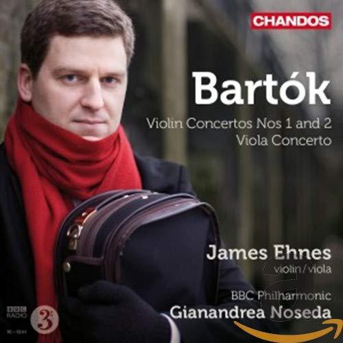 Violin Concerto 1 & 2 & Viola Concerto