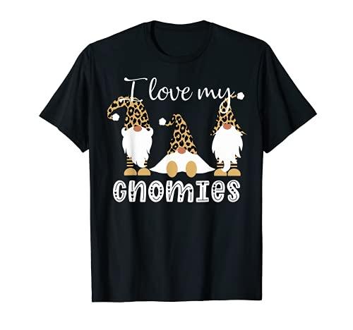 Amo a mis Gnomies Mejores Amigos Camiseta
