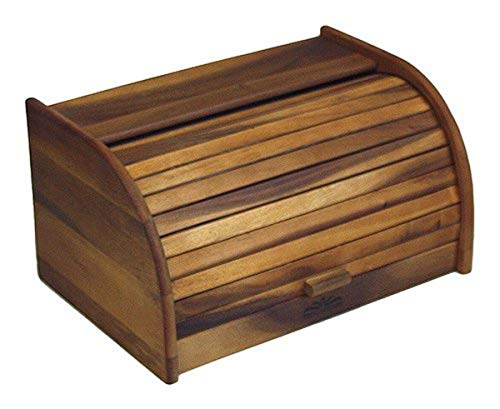 Mountain Woods Large Brown Acacia Wooden Bamboo...