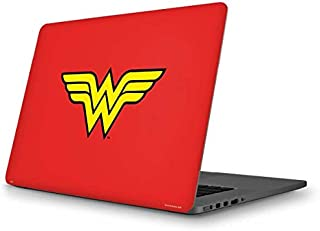 Skinit Decal Laptop Skin for MacBook Pro 13 (2013-15 Retina Display) - Officially Licensed Warner Bros Wonder Woman Official Logo Design