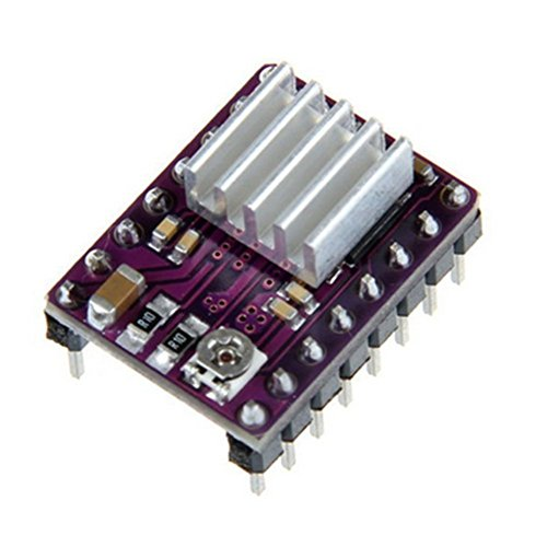 Demarkt DRV8825 StepStick 4-laags stepper motor driver module voor 3D-printer