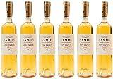 "6x 0,75l Samos""Vin Doux"" Likörwein weiß süß P.D.O. | 15% Vol. | + 1 x 20ml Olivenöl""ElaioGi"" aus Griechenland"