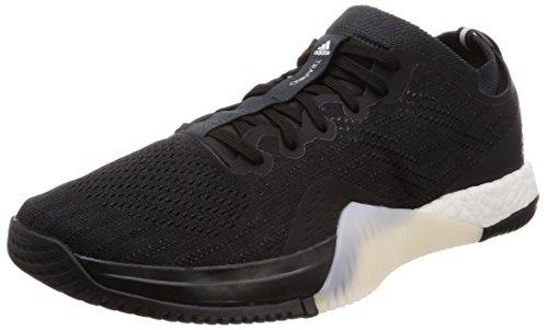 adidas Crazytrain Elite M, Zapatillas de Deporte Hombre, Negro (Negbás/Negbás/Carbon 000), 42 EU