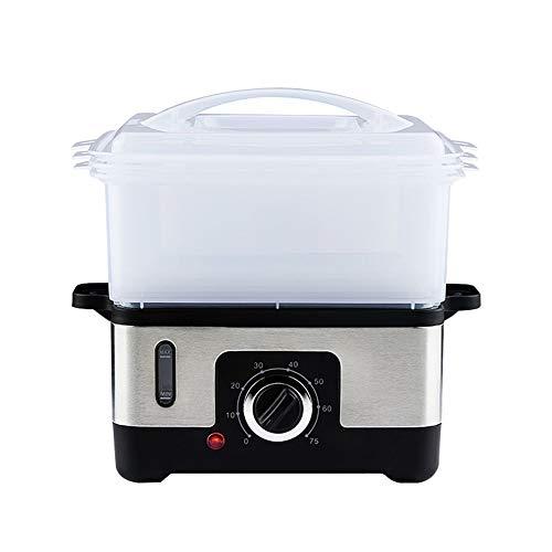 potente para casa S SMAUTOP Toalla de vapor, esterilizador de vapor eléctrico de humedad facial 202 ° F …