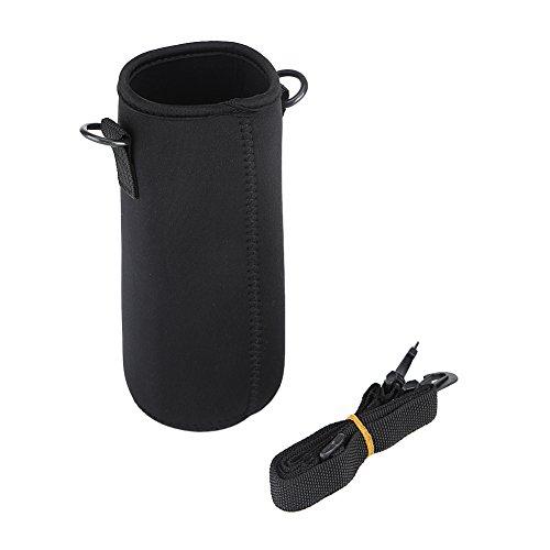 Yosoo Housse de transport portable en néoprène avec sangle d'épaule pour le camping, la randonnée, la pêche (#1)