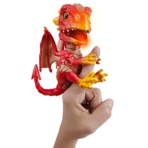 WW - Fingerling Untamed Dragones Wildfire