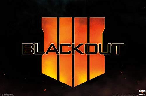Trends International Call of Duty: Black Ops 4 - Blackout Wall Poster, 14.725' x 22.375', Premium Unframed Version