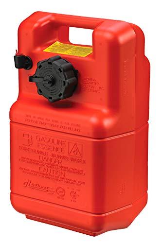 Scepter Neptune Portable 3 Gallon Fuel Tank, 08590, Red