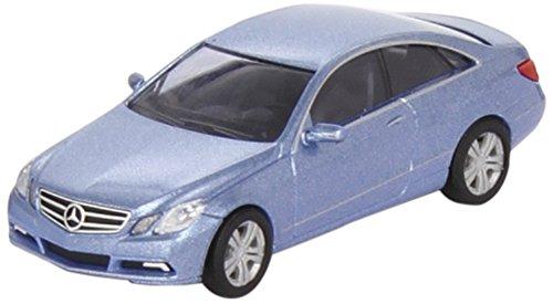 Busch Voitures - BUV41655 - Modélisme Ferroviaire - Mercedes-B Classe E Coupe - Bleu