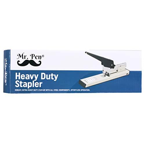 Mr. Pen- Heavy Duty Stapler with 1000 Staples, 100 Sheet High Capacity, Office Stapler, Desk Stapler, Big Stapler, Paper Stapler, Commercial Stapler, Large Stapler, Industrial Stapler, Heavy Stapler Photo #8
