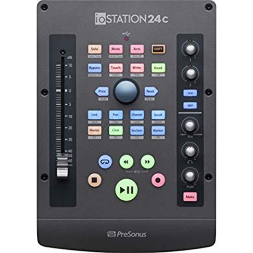 PreSonus Controlador de interfaz de audio ioStation 24c