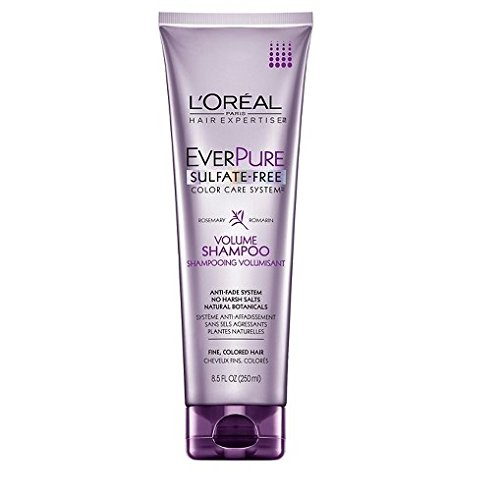 L'Oreal Paris EverPure Volume Shampoo 250 ml (Shampoo)