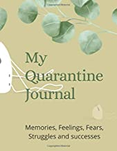 My Quarantine Journal. notebook Sketchbook gift Men Doctors Nurses: 8.5 * 11 inches 21.5 * 27.94 cm with 120 pages Pattern design in Matt cover