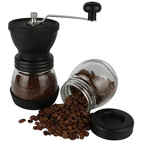 WYXR Cafetera portatil cafetera expreso capsulas cafetera Express portatil Cafetera portátil operada manualmente Máquina de café Espresso Mini cafetera