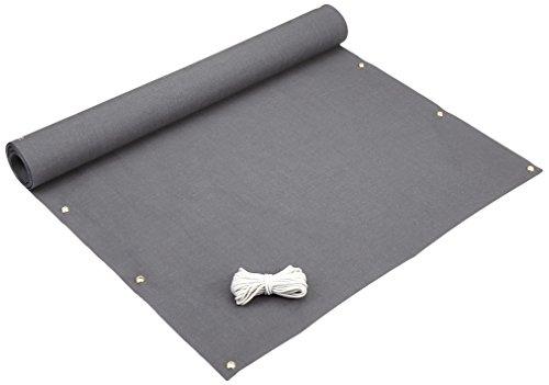 Angerer Brise-Vue Design Style Anthracite, 90 cm, Longueur: 6 mètre