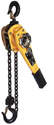 All Material Handling LC008-20 Badger Lever Chain Hoist, 3/4 (0.75) Ton, 20' Lift